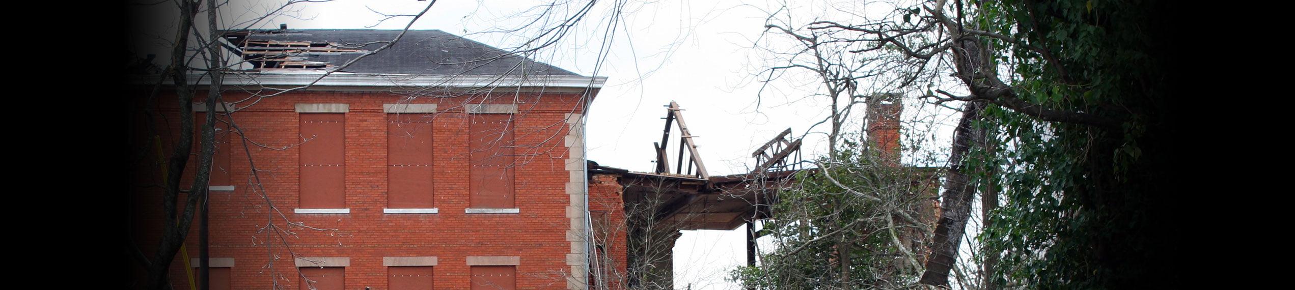 Wind & Storm Damage Repairs in Paul Davis Restoration of West Richmond